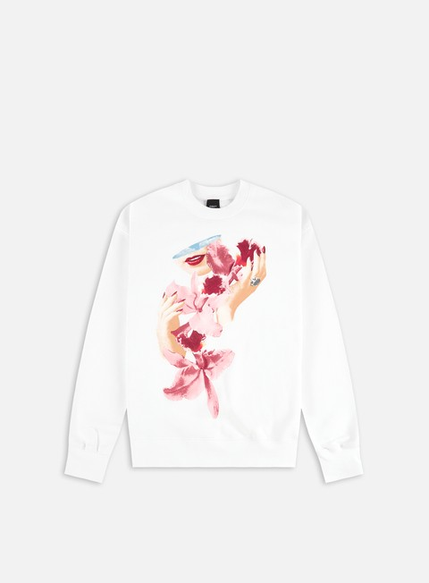 Obey WMNS Obey Orchid Box Fit Crewneck