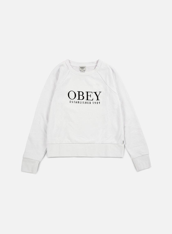 Obey WMNS Obey Vanity Crewneck
