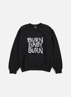 Obey - WMNS War Pigs Cozy Throwback Crewneck, Black