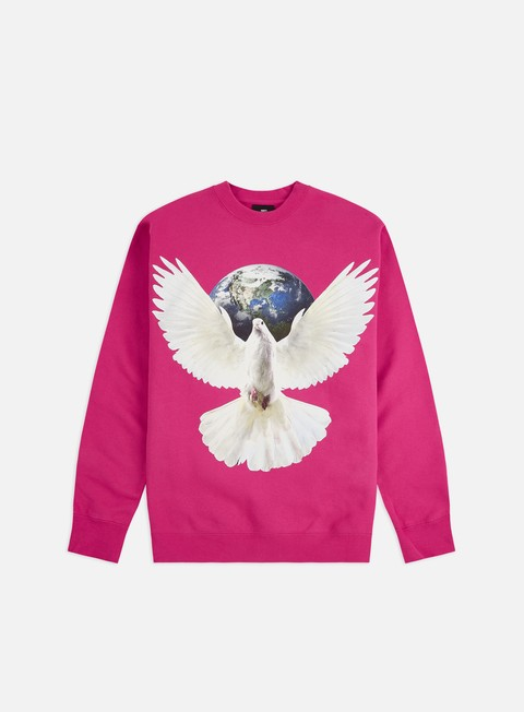 Obey Worldwide Peace Crewneck