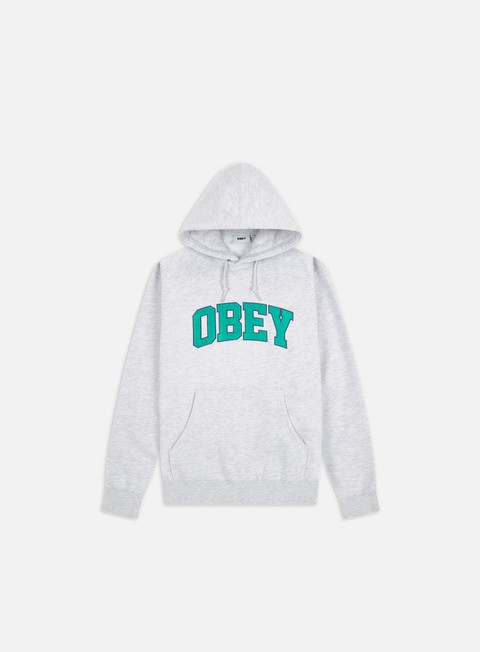 Hooded Sweatshirts Obey Wyatt Hoodie