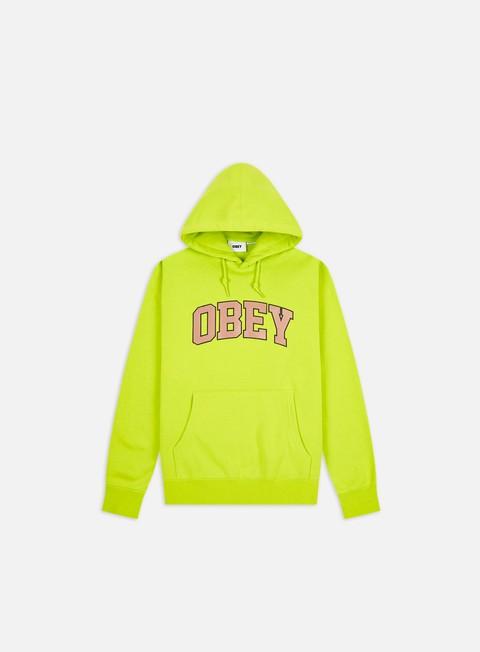 Felpe Logo Obey Wyatt Hoodie