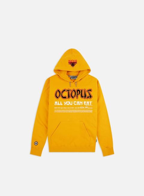 Hoodie Octopus All You Can Eat Hoodie
