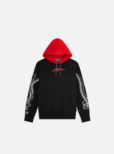 Octopus Drippin Hoodie