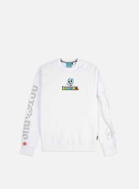 Octopus Gumball World Crewneck