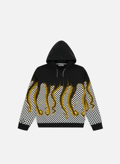 Octopus Octopus Checkered Hoodie