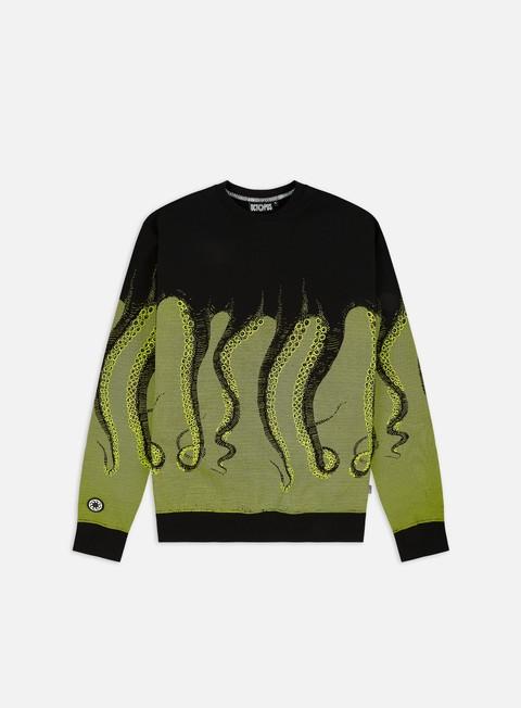 Crewneck Sweatshirts Octopus Octopus Crewneck