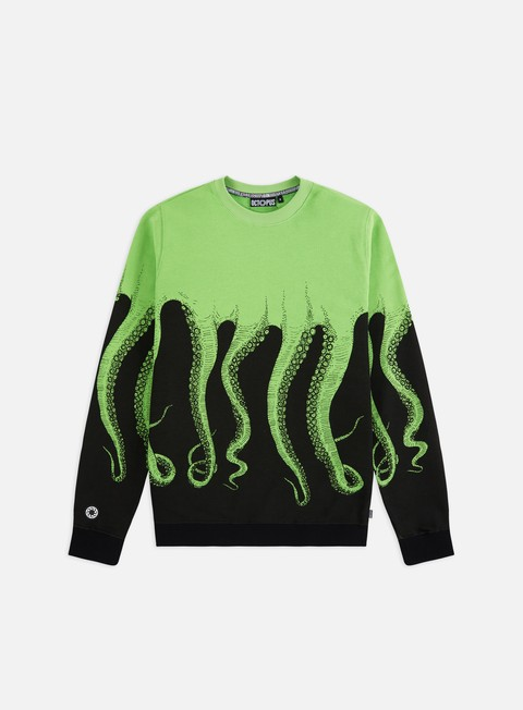 Outlet e Saldi Felpe Girocollo Octopus Octopus Crewneck