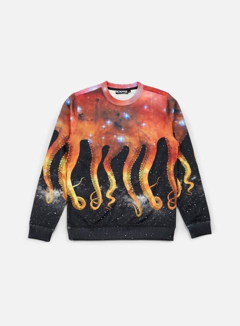 felpe octopus octopus crewneck poly galaxy