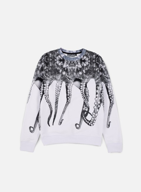 Crewneck Sweatshirts Octopus Octopus Crewneck Poly
