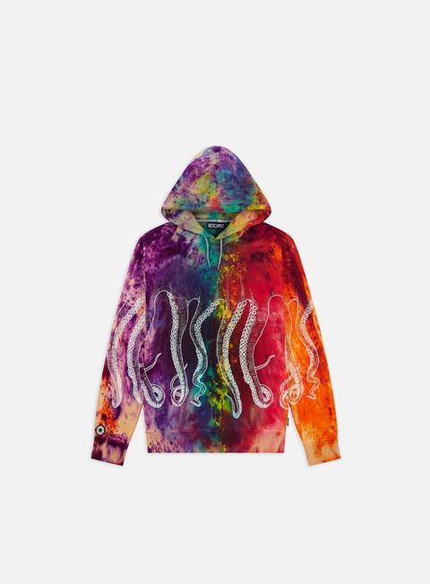 Felpe con Cappuccio Octopus Octopus Freak Hoodie