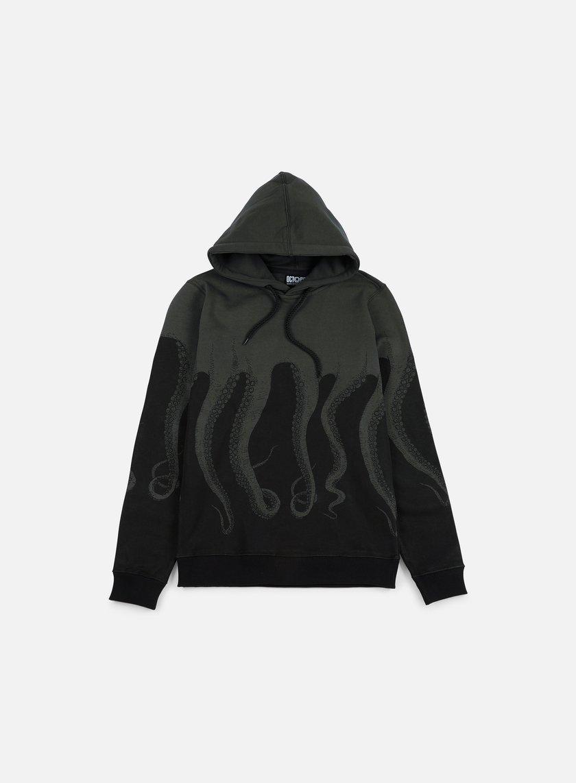 Octopus - Octopus Hoodie, Army