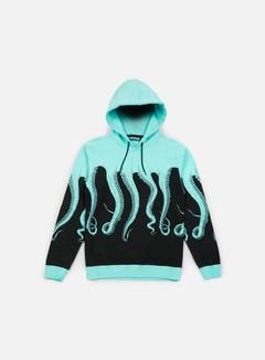 Octopus - Octopus Hoodie, Lagoon 1