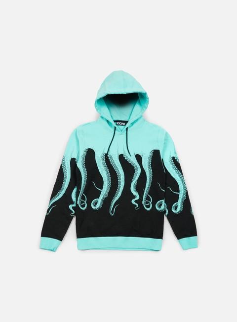 felpe octopus octopus hoodie lagoon