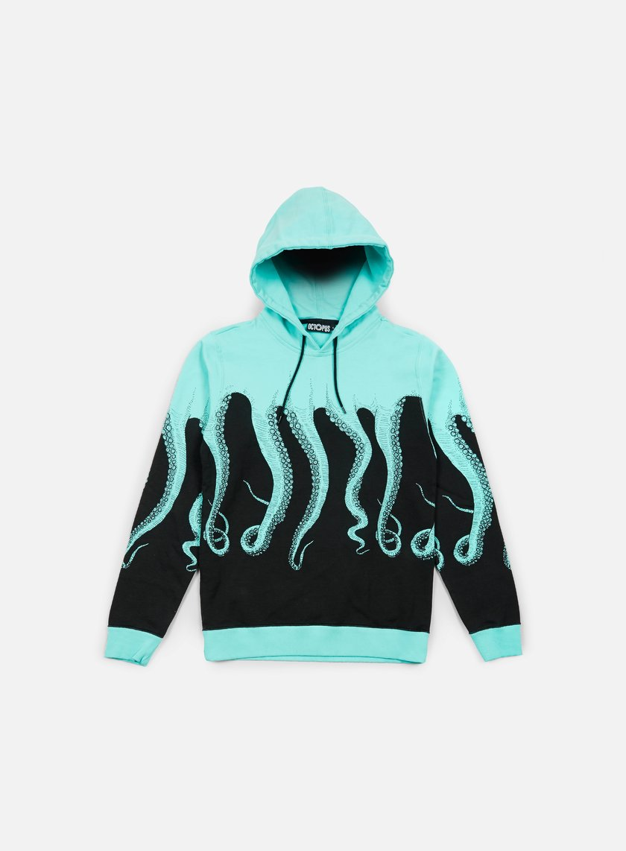 Octopus - Octopus Hoodie, Lagoon