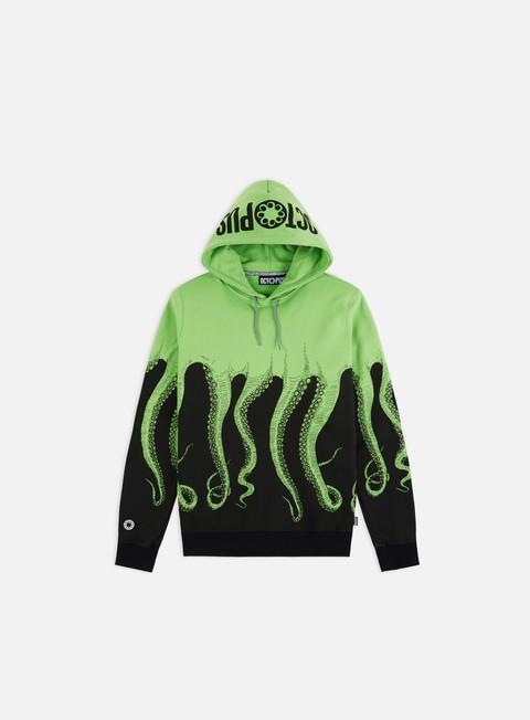 Outlet e Saldi Felpe con Cappuccio Octopus Octopus Hoodie
