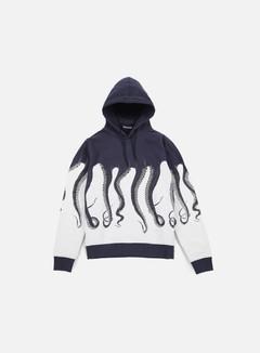 Octopus - Octopus Hoodie, Navy