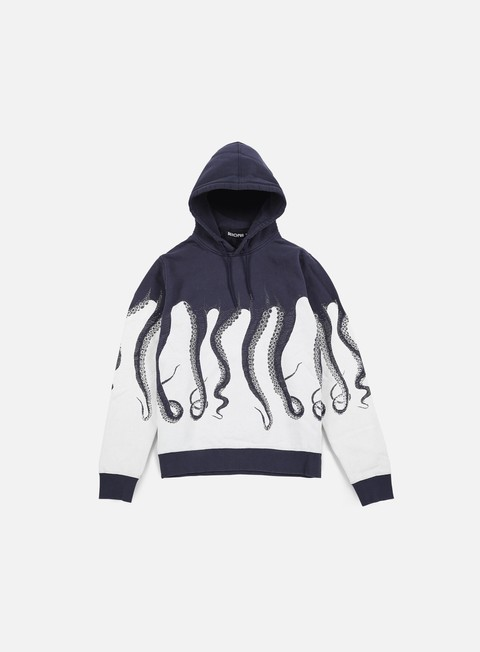 felpe octopus octopus hoodie navy
