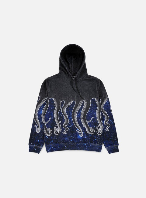 felpe octopus octopus hoodie poly dirty blue