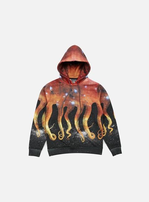 Hooded Sweatshirts Octopus Octopus Hoodie Poly