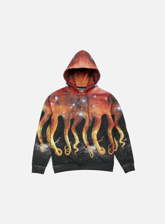 Octopus - Octopus Hoodie Poly, Galaxy