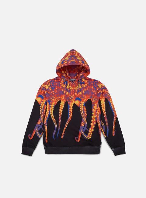 felpe octopus octopus hoodie poly ginger