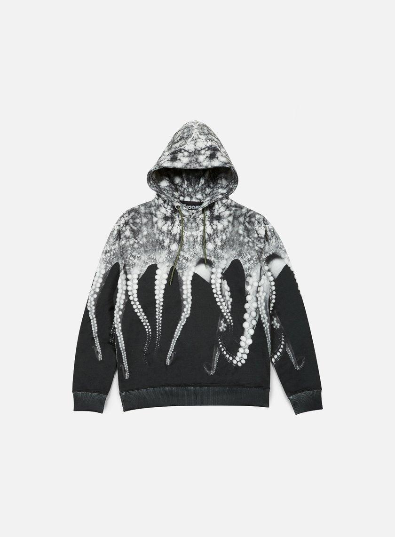 Octopus - Octopus Hoodie Poly, Grey