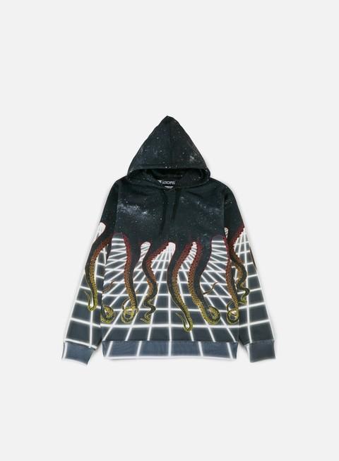 felpe octopus octopus hoodie poly spacegrid