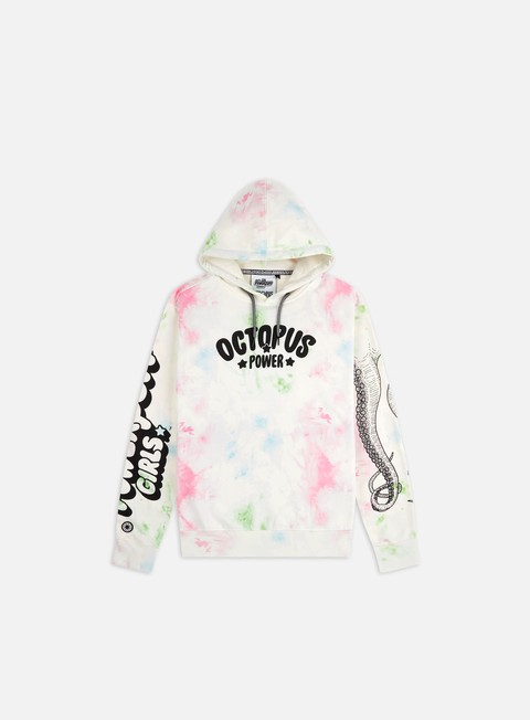 Octopus Octopus Powerpuff Girls Hoodie