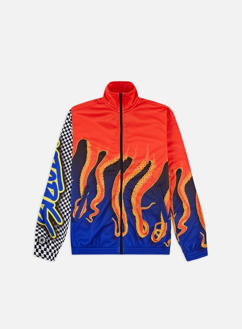 Felpe con Zip Octopus Octopus Racing Factory Track Jacket