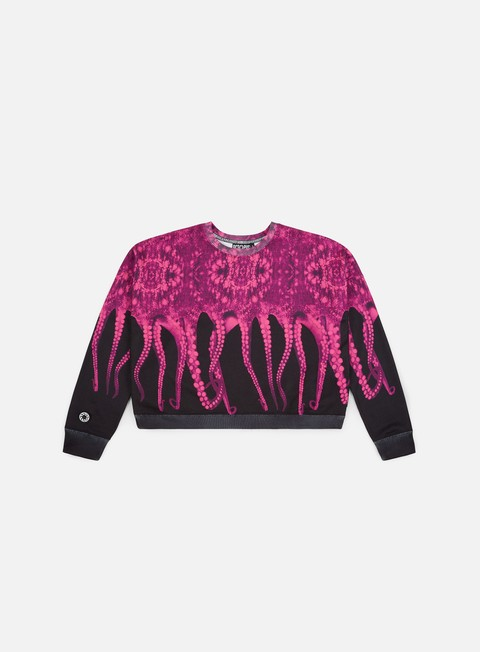 Octopus WMNS Octopus Cropped Crewneck