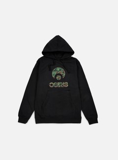 Osiris - Corporate Hoodie, Black 1