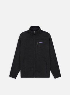 Patagonia - Better Sweater Jacket, Black