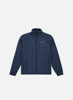 Patagonia - Better Sweater Jacket, Classic Navy