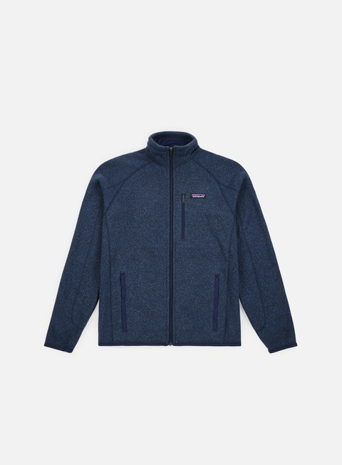 felpe patagonia better sweater jacket classic navy