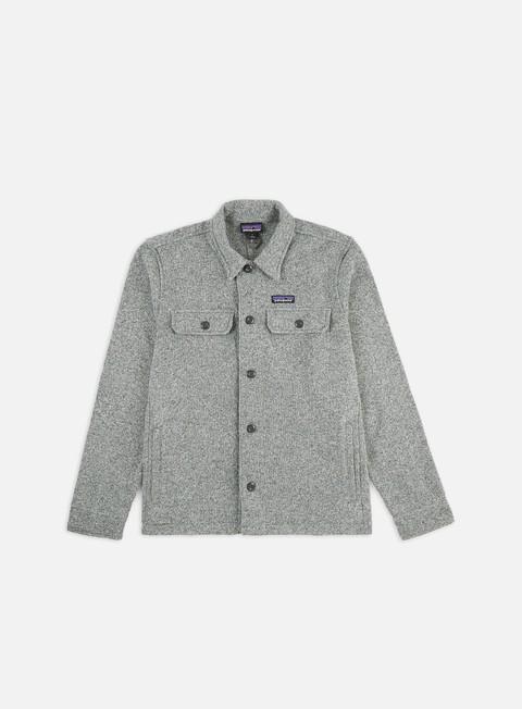 Maglioni e Pile Patagonia Better Sweater Shirt Jacket