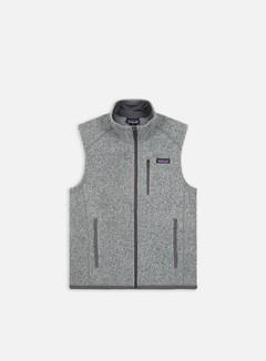 Patagonia - Better Sweater Vest, Stonewash