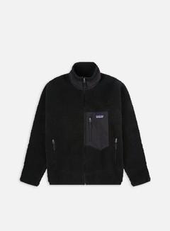 Patagonia - Classic Retro-X Jacket, Black W/Black