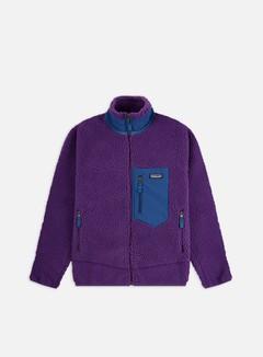 Patagonia - Classic Retro-X Jacket, Purple