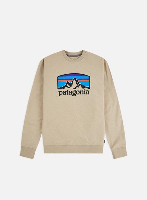 Crewneck Sweatshirts Patagonia Fitz Roy Horizons Uprisal Crewneck