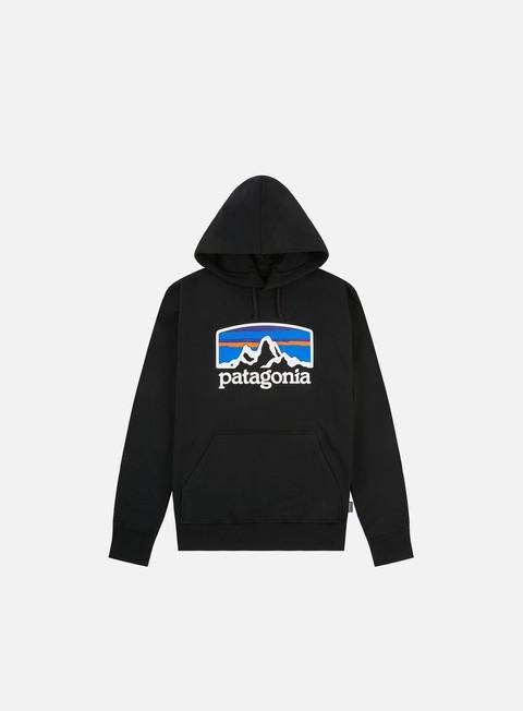 Hooded Sweatshirts Patagonia Fitz Roy Horizons Uprisal Hoodie