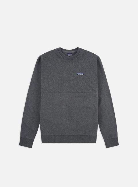 Sale Outlet Crewneck Sweatshirts Patagonia Organic Cotton Quilt Crewneck