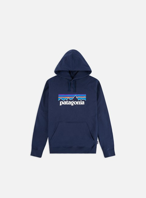 Outlet e Saldi Felpe con Cappuccio Patagonia P-6 Logo Uprisal Hoodie