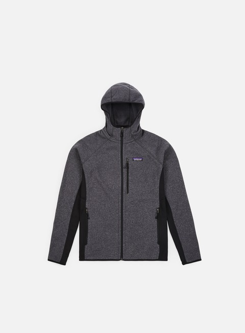 Felpe con Zip Patagonia Performance Better Sweater Hoodie
