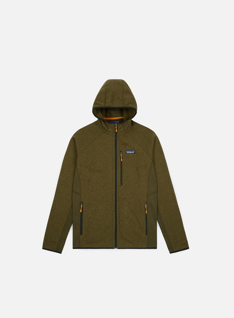 Maglioni e Pile Patagonia Performance Better Sweater Hoodie