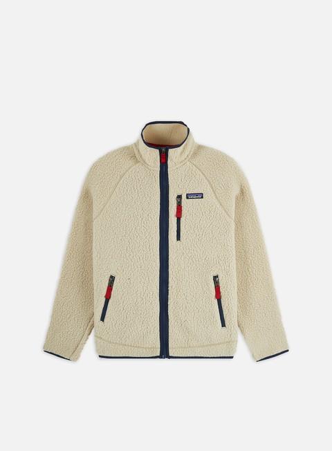 Fleece sweatshirts Patagonia Retro Pile Jacket