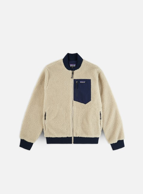 Patagonia Retro X Fleece Bomber Jacket