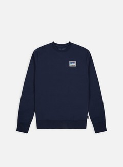 Patagonia - Shop Sticker Patch Uprisal Crewneck, Classic Navy