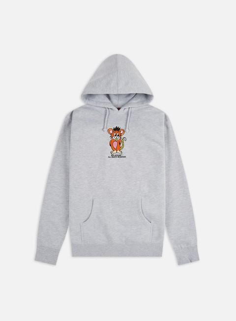 Hooded Sweatshirts Playdude Rat Hoodie