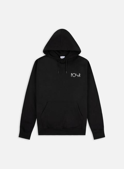 Hooded Sweatshirts Polar Skate 3 Tone Fill Logo Hoodie